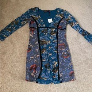 *NWT* Free People Floral Dress